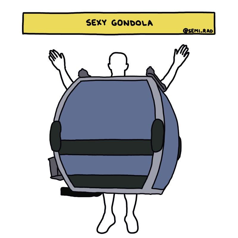 Gondola Costume