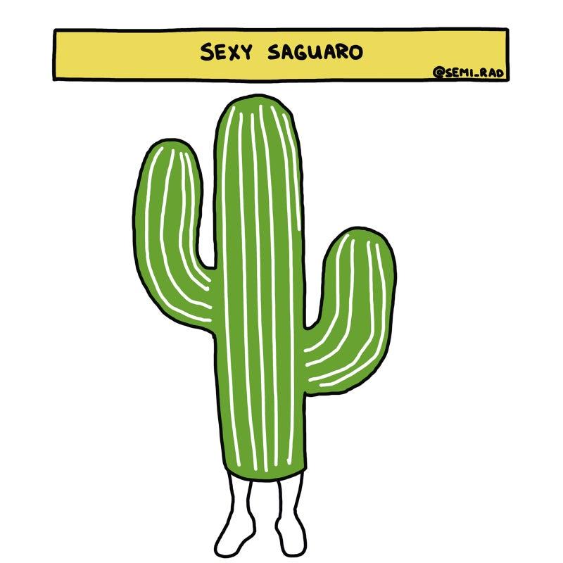 Saguaro Costume