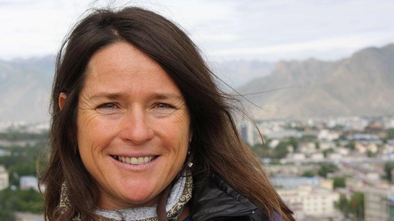 Nadia Kimmel, founder of Desert Mountain Medicine