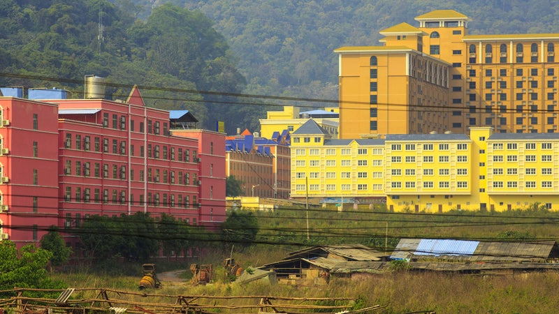 New hotels in Boten
