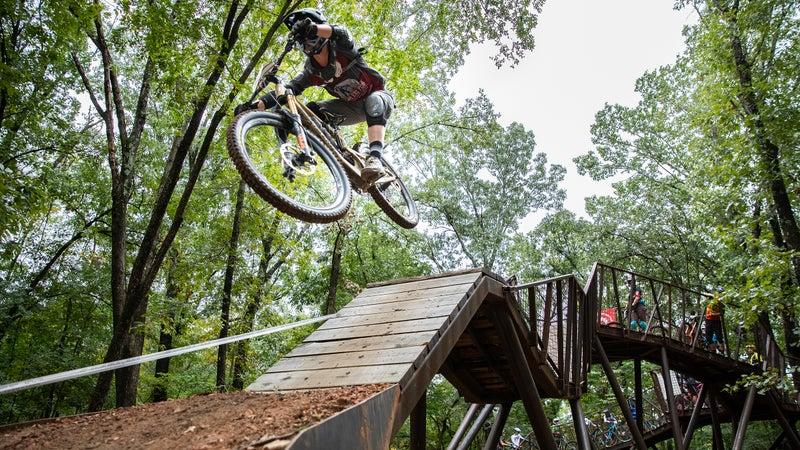 Bentonville - bike town