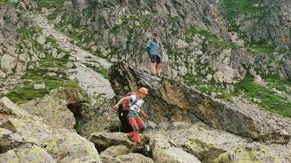 Boulder parcours