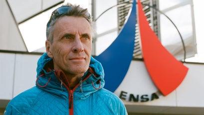 Alpine director François Marsigny