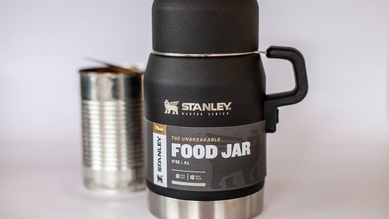 Vacuum-Insulated Food Containers