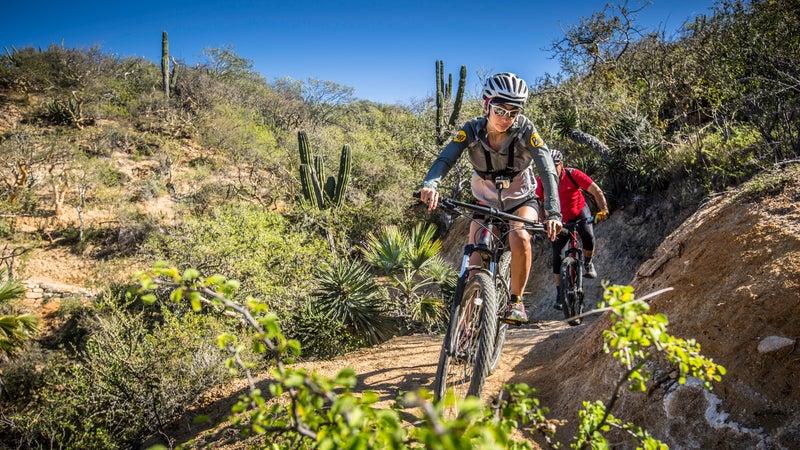 The Santa Rosa Trail at Rancho Cacachilas