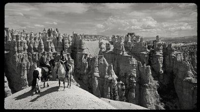 Bryce Canyon National Park, circa 1960