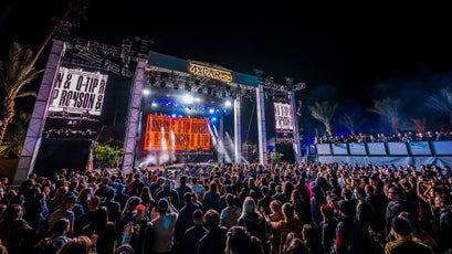 The live-music lineup featured award-winning, boundary-pushing artists Anderson .Paak and the Free Nationals, Mark Ronson B2B Q-Tip, Young the Giant, and more