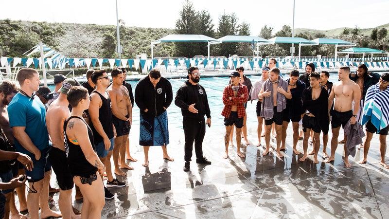Underwater Torpedo League