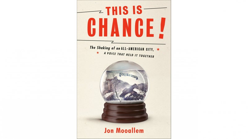 Genie Chance is the subject of Mooallem's new book This Is Chance!, which will be published March 24.