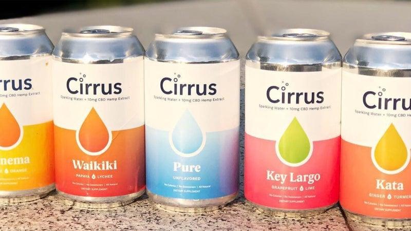 CBD Canned Drinks