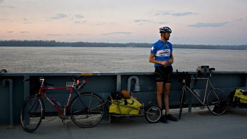 bike ride across America