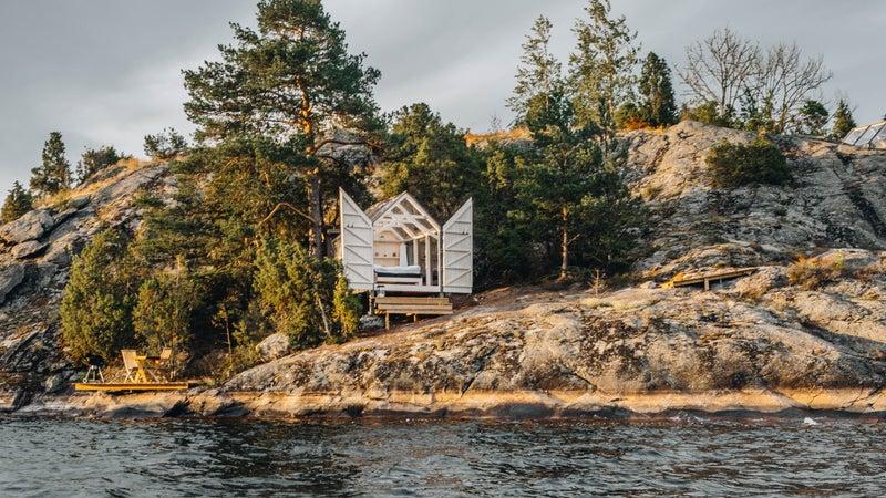 A 72 Hour Cabin on Västra Götaland