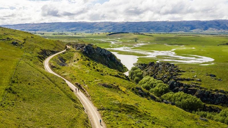 Otago Central Rail Trail, New Zealand
