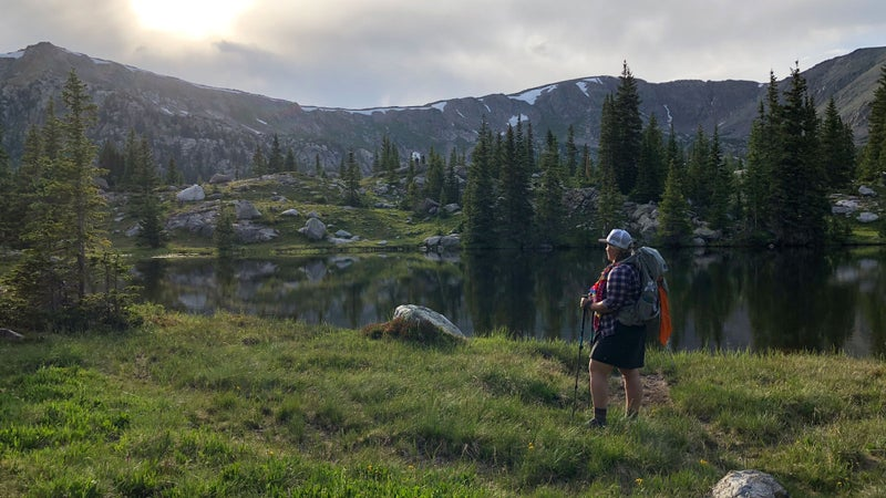 Making your own backpacking gear can be more affordable than buying new commercial products and lets you customize the gear to your personal preferences.