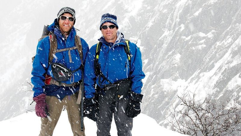The Jenkins brothers in Norway