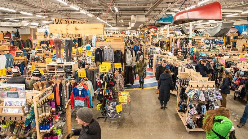 New England Gear Shops