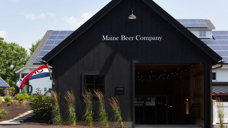New England Breweries