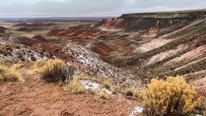 Painted Desert viewpoint