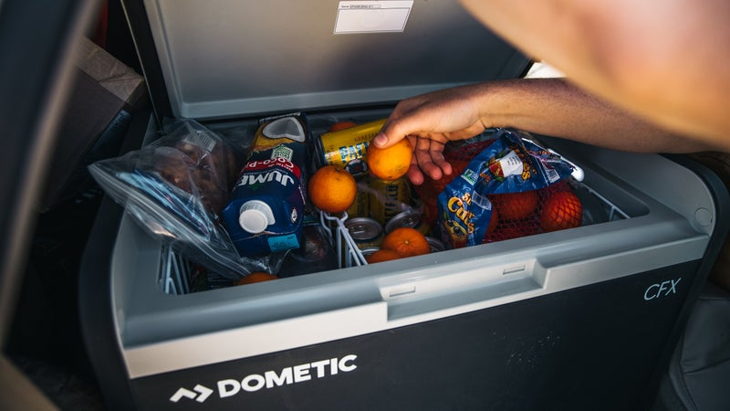 Dometic's CFX3 range of portable fridge-freezers keeps food reliably frozen or cooled, allowing you to safely take better food outdoors longer. And that facilitates some pretty amazing experiences.