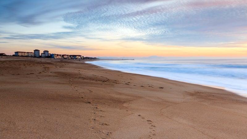 Soorts-Hossegor beach
