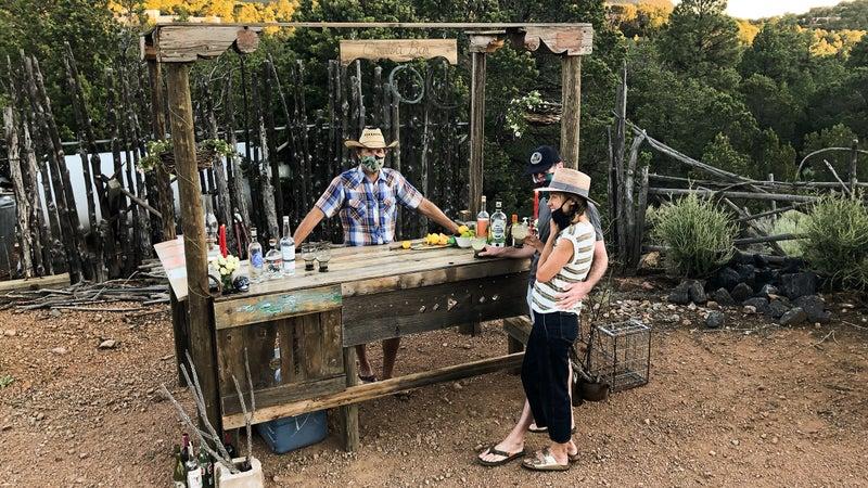 Cholla Bar