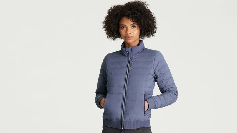 Aether's Senna jacket is as technical as it is stylish.