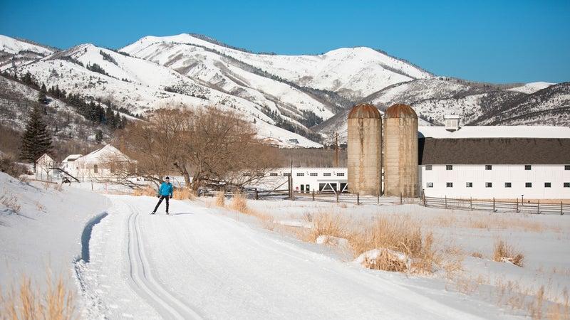 White Pine Touring, Utah