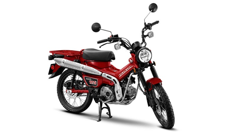This little Honda costs just $3,899 and can go pretty much anywhere.