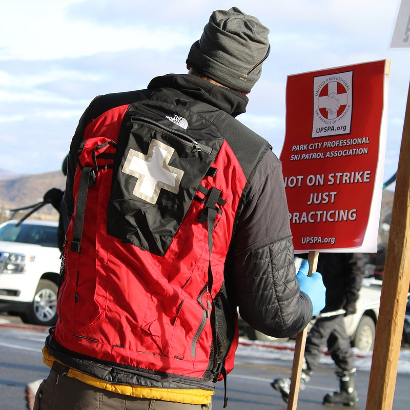 Unionized patrollers at Park City say it took seven months to secure a video call with representatives from Vail in order to discuss their employment contract.