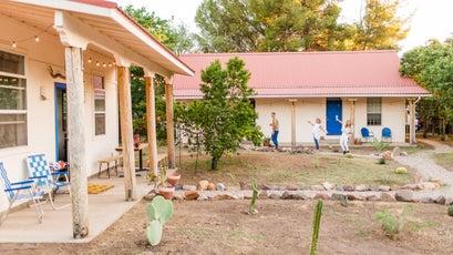 Gravel House accommodations