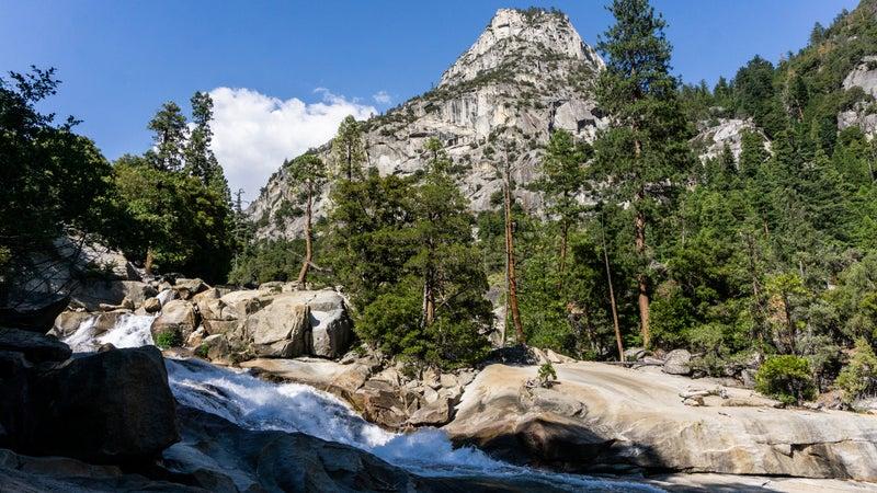 The Mist Falls Trail