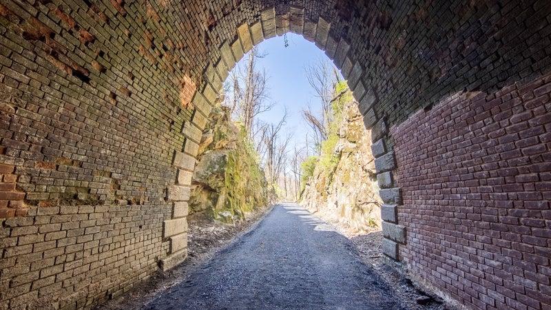 Crozet Tunnel Greenway