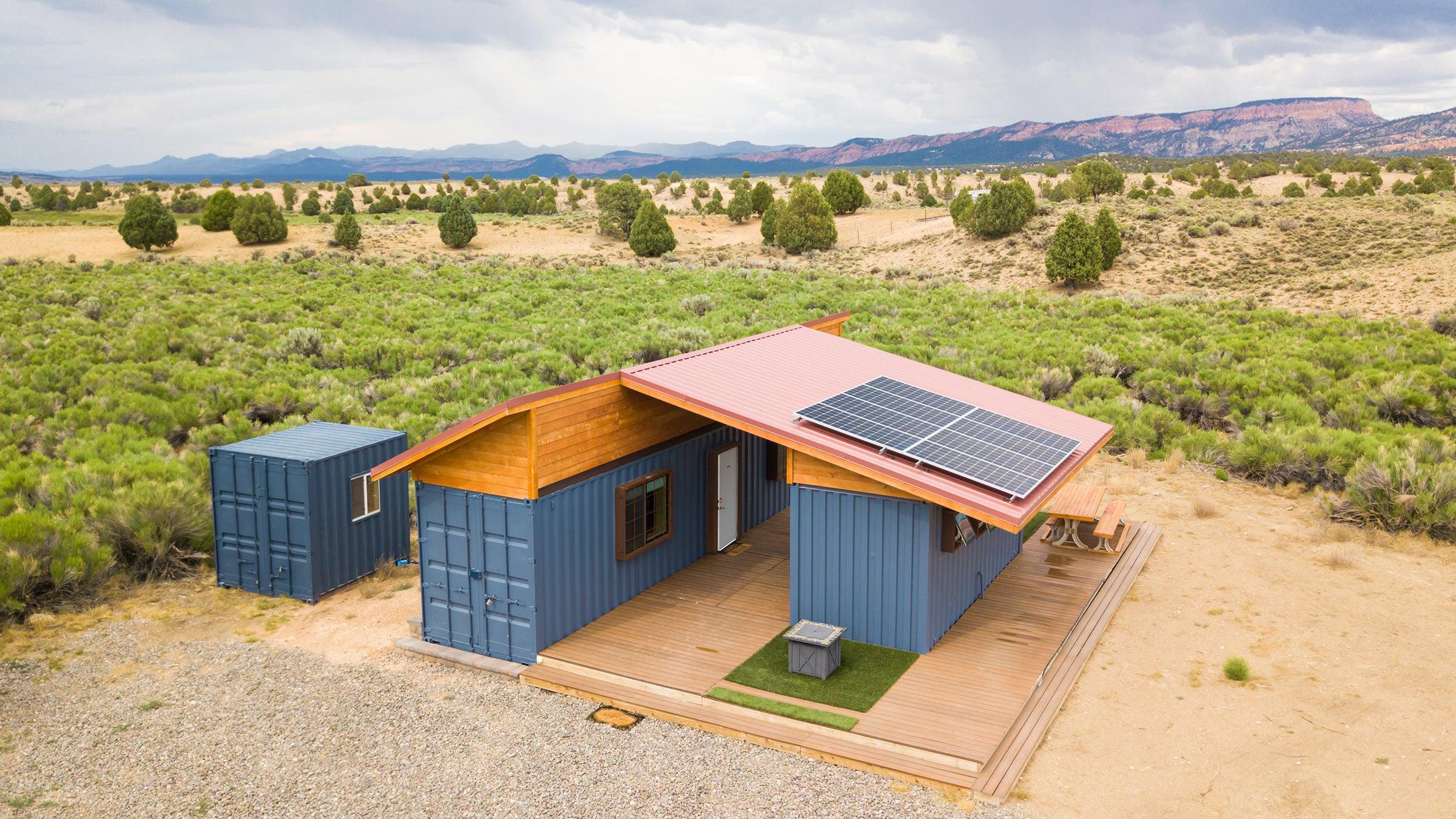 Aquarius Trail system huts, Utah
