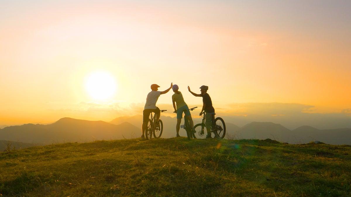 2021 ist das Jahr des Bikes - Swiss Cycles