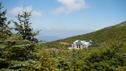 Madison Spring Hut, New Hampshire