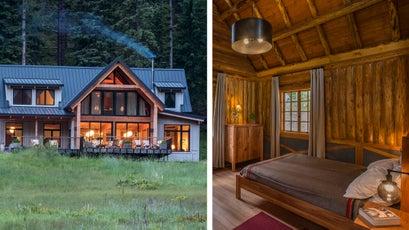 Minam River Lodge, Oregon