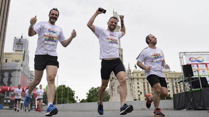 SPAIN-WORLD-PRIDE-MADRID-RACE