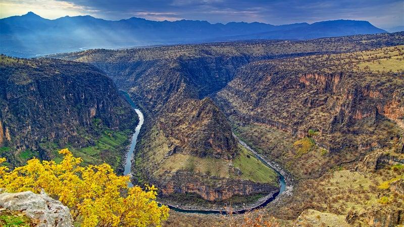 Dore Canyon
