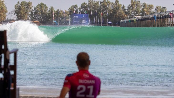 Kelly Slater's wave pool