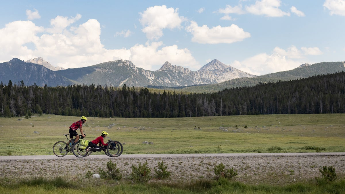 Quinn Brett Is the First Adaptive Cyclist to Complete the Tour Divide