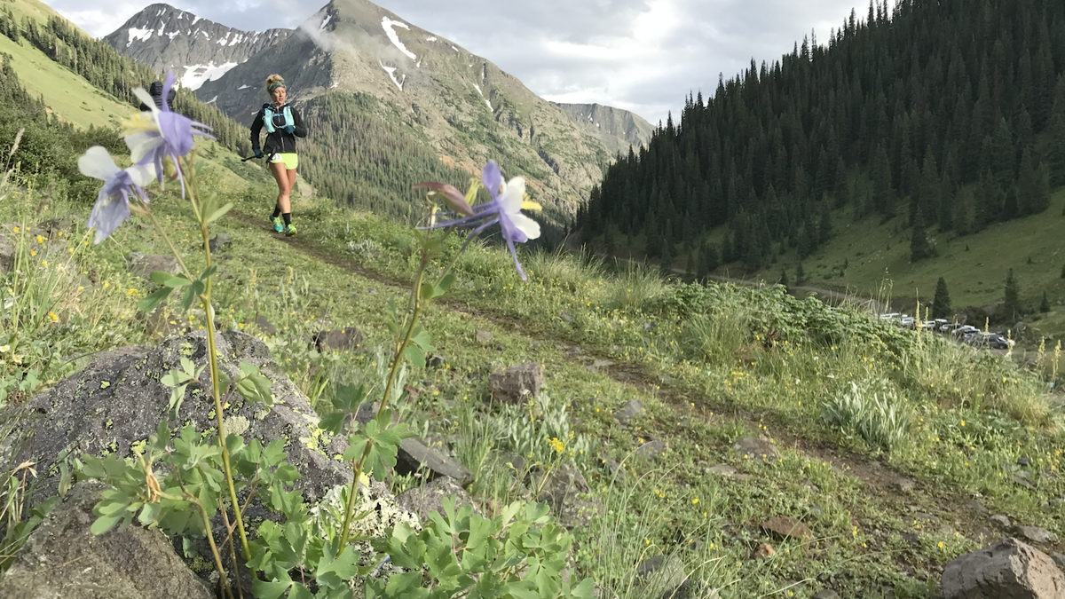 The Ultrarunner Who Learned to Take One Step at a Time