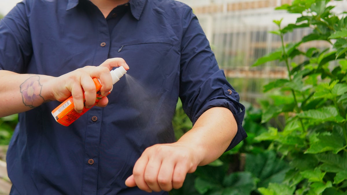 Insect-Repellent Gear to Make Bug Season More Bearable