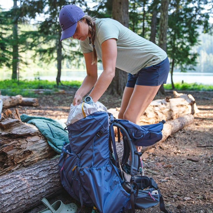 Loading the PCT pack