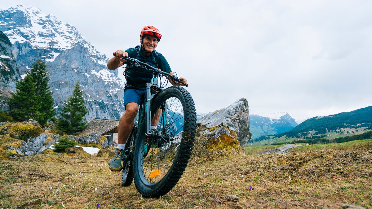 Your Mountain Bike Is Probably Too Big for You