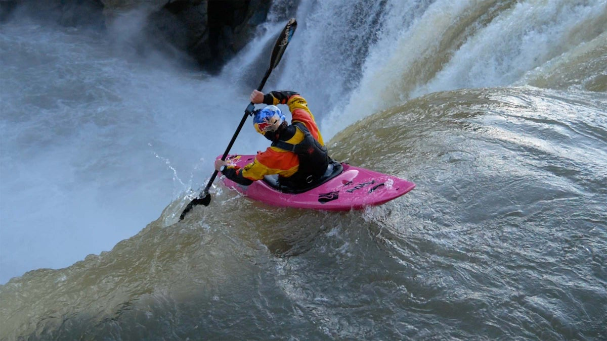 Bet You Didn't Know a Kayak Could Do This