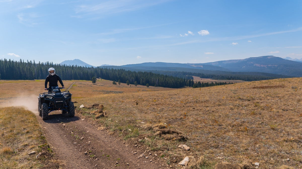 The Case for ATVs