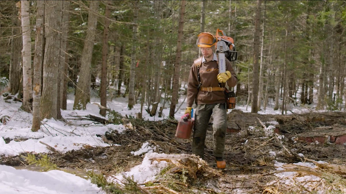 This Man Is Fighting Climate Change by Managing 100,000 Acres of Forest