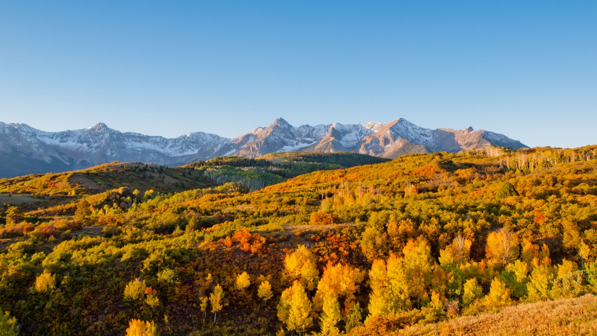Six National Parks That Are Better in Fall
