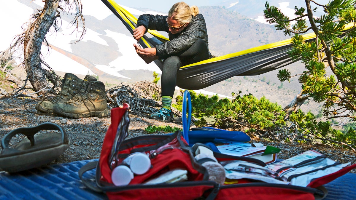 Tampons Can Save Your Life in the Backcountry