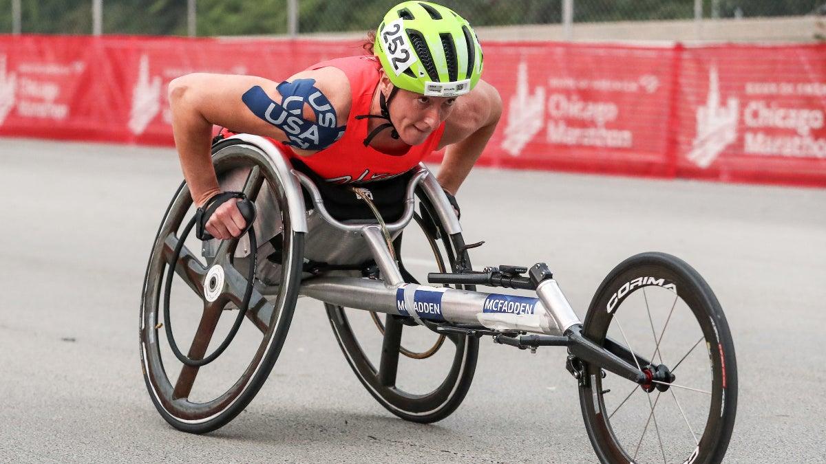 Tatyana McFadden's Once-in-a-Lifetime Marathon Challenge